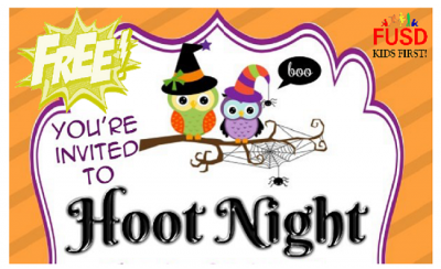 Hoot Night!